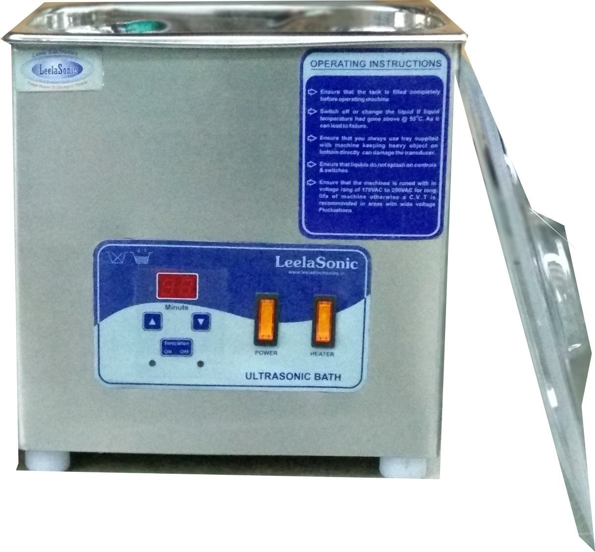 Ultrasonic Cleaning Machine, Sonicator bath Chiller,Surgical