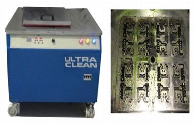 mold cleaning machine