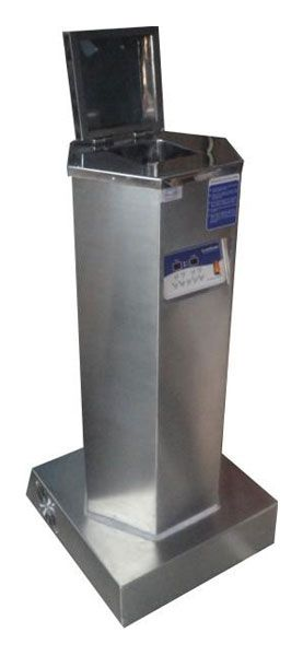 ultrasonic pipette cleaning machine